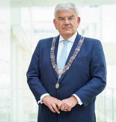 Burgemeester Jan van Zanen